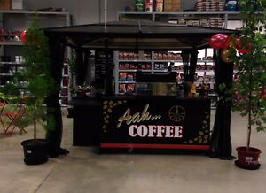 Coffee stall / hut. Expresso machine / grinder/ everything you need Sunshine Bay Eurobodalla Area Preview