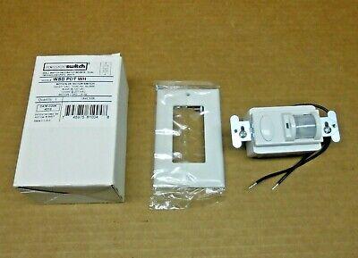 1 Nib Sensor Switch Wsd-pdt-wh Wsdpdtwh Motion Detector Switch 277vac 800-1200w
