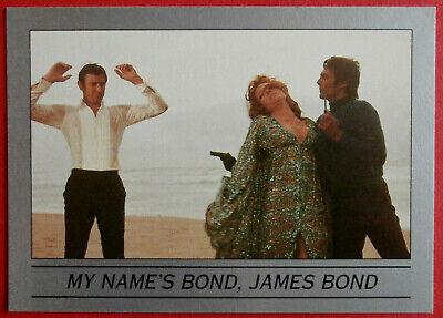 ON HER MAJESTY'S SECRET SERVICE - Card #30 - BOND, JAMES BOND - Eclipse 1993