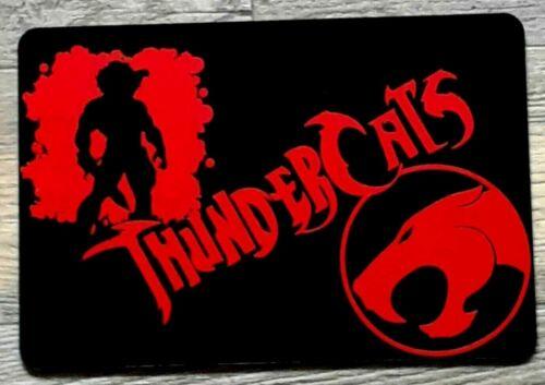 "THUNDER CATS / Man Cave Sign  /Aluminum  Sign - Wall  12 x 8"""