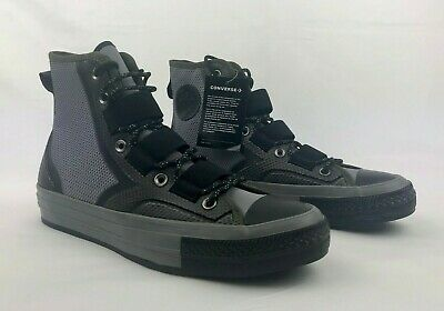 Mens Converse Chuck 70 Tech Hiker High Top 162358C Mason/Herbal/Black Mens 10 Converse Mens Hiker