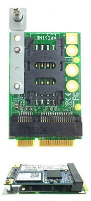 Jetway ADMPESIMB (SIM-Karten-Adapter f. Mini-PCIe 3G/4G/UMTS/LTE Modems)