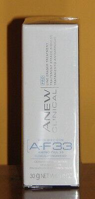 A New Aging Cream Avon - Avon Anew Clinical Pro Anti-aging A-F33 Line Eraser Treatment Cream $40 NIB