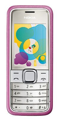 Unlocked Gsm Triband Bluetooth Phone - Nokia 7310 Supernova - PINK Unlocked TRIBAND,CAMERA,BLUETOOTH GSM Cell Phone