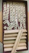 Scrabble Racks Lot