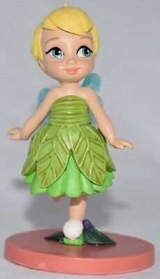 Tinker Bell Toys (Disney ANIMATORS Collection TINKER BELL Fairies Figure Figurine Cake Topper)