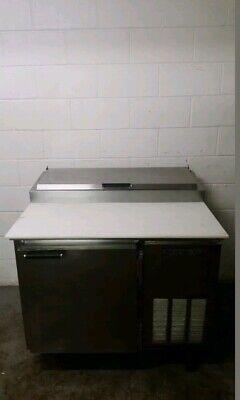 Restaurant Pizza Prep Table Refrigerator
