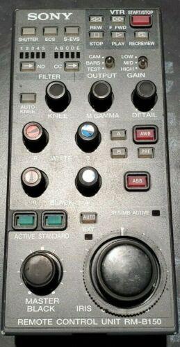 Sony RM-B150 Remote Control Unit