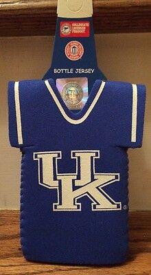 Kentucky Wildcats Bottle Jersey - Fits Your Favorite 12 - 24 Ounce Beverage Wildcats Bottle Jersey