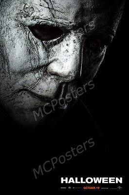 Posters USA - Halloween 2018 Movie Poster Glossy Finish - MCP228](Usa Halloween Movies)