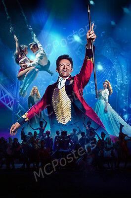 Posters Usa   The Greatest Showman Movie Poster Glossy Finish   Mcp102