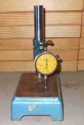Starrett Dial Indicator Depth Gauge With Stand