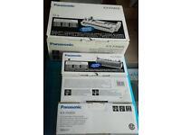Panasonic Laser Printer Toner and Drum