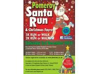Pomeroy Santa Run & Christmas Craft Fayre 2016