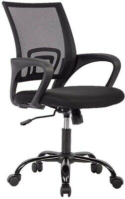 Office Chair Ergonomic Desk Chair Mesh Computer Chair Lumbar Spine Support Chair