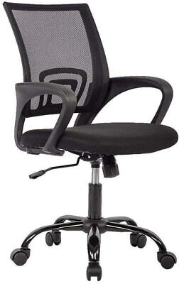 Office Chair Ergonomic Desk Chair Mesh Computer Chair Lumbar Support Modern Exec