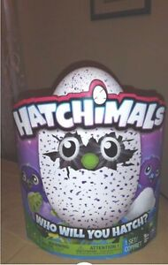 Hatchimal Draggles Purple/Blue