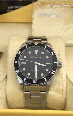 Invicta 31290 1953 Pro Diver Automatic Men's Dive Watch Excellent Condition!