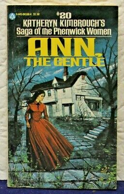 Ann, the Gentle #20 by Katheryn Kimbrough Paperback