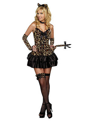 Sexy Purr-Fect for You Kitty Cat Women's Halloween Costume. Small](Costume For You)