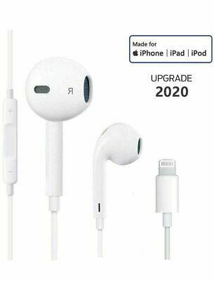 Apple iPhone 7, 8, X, XS, 11, 11 Pro Headphones pop up 100% Original UK Seller