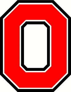 ohio state logo outline