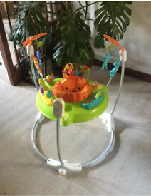 FisherPrice Roarin Rainforest Jumperoo