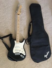 Standard Mexican Stratocaster