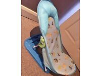 Shower baby chair
