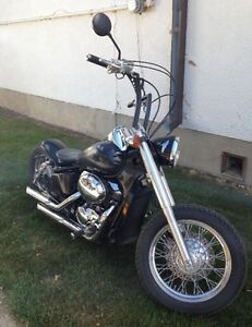 PRICE REDUCED 2002 Honda Shadow Ace bobber for sale