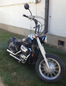 2002 Honda Shadow Ace Bobber