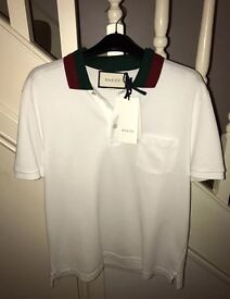 BRAND NEW GUCCI POLO