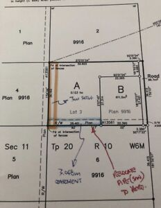 .33 Acre - Zoned R4  Lot