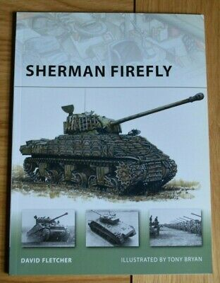 Osprey New Vanguard 141 Sherman Firefly