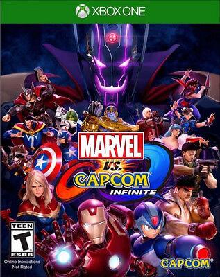 Marvel vs. Capcom: Infinite Xbox One [Factory Refurbished]