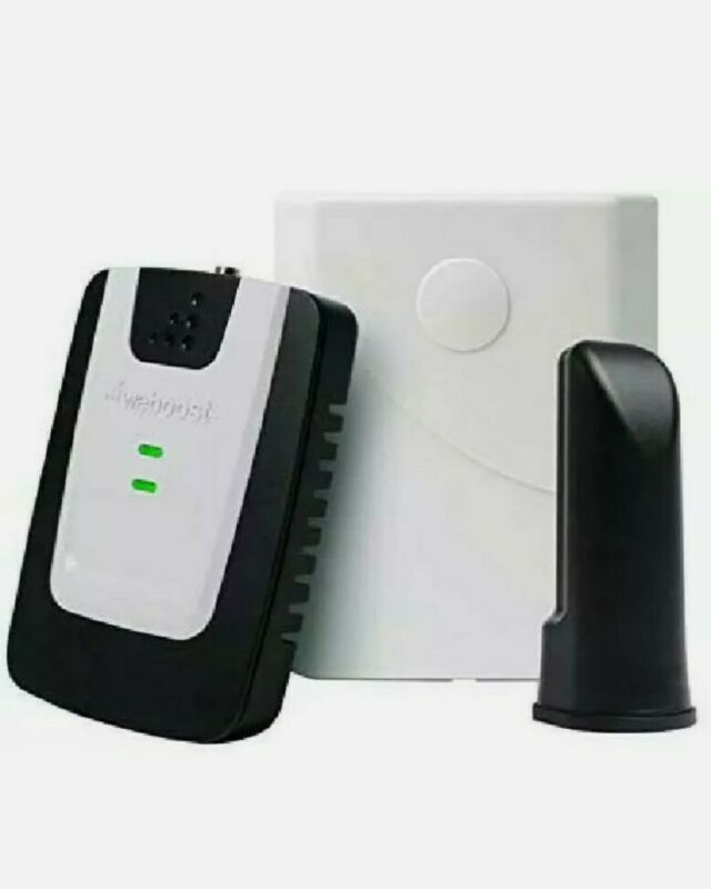 weBoost Basic Home (471101) Cell Phone Signal Booster Kit | Up to 1,500 sq.