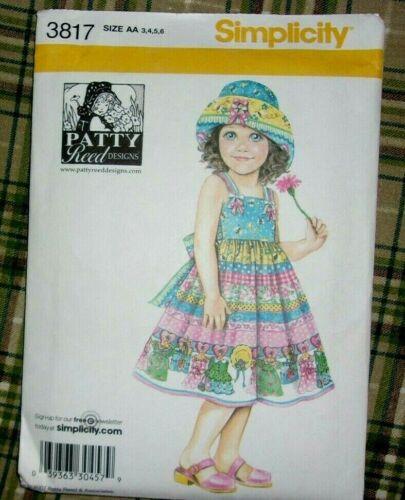 Patty Reed Simplicity Child