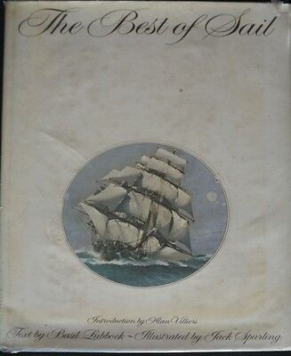 THE BEST OF SAIL BY BASIL LUBBOCK