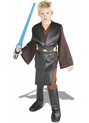 Jungen Kind Star Wars Deluxe Anakin Skywalker - Star Wars Deluxe Anakin Kind Kostüm
