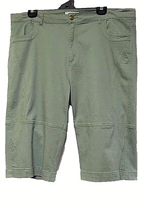 TS shorts TAKING SHAPE plus sz  XL / 24 Makes Me Wonder Short stretch denim NWT