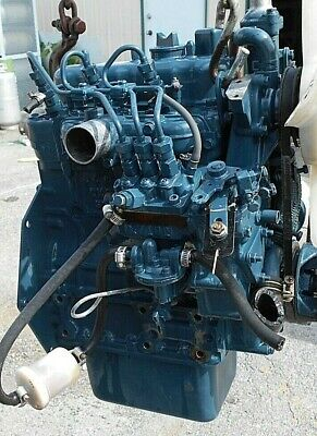Kubota Diesel Engine D722e  20 Hp D782