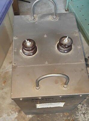 Neon Bombarder Transformer Tesla Coil Jacobs Ladder High Voltage 0044