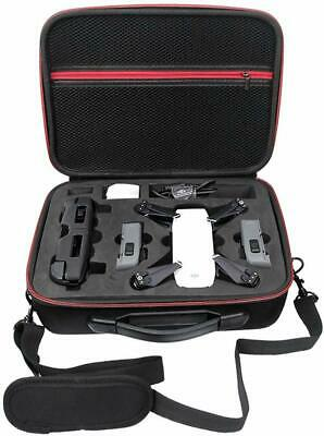 Travel Carry Case for DJI Spark Drone and Accessories with Shoulder Strap