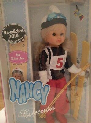 Muñeca Nancy Colección Esquiadora segunda mano  Salamanca