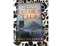 The Lazarus Club - Tony Pollard. Paperback. Good condition.