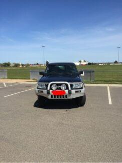 4.8l Auto Dual Fuel Nissan Patrol GU Series 3 SWAPS Caroline Springs Melton Area Preview
