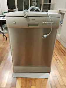 Dishlex Stainless Steel Dishwasher (perfectly working & cleaned) Reservoir Darebin Area Preview