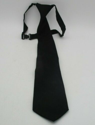 Abbey Dawn Black Clip Neck Tie by Avril Lavigne - Hard to Find
