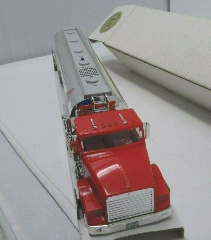 Amoco Talking Tanker Truck 1999 Limited Edition Serial no 03302