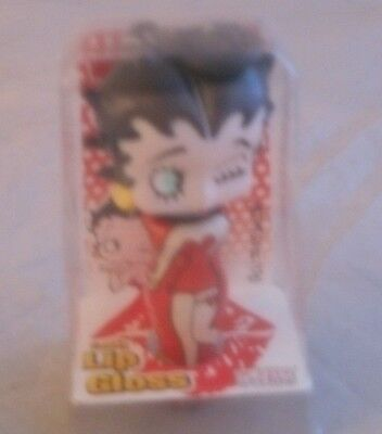 Betty Boop Betty Candy Lip Gloss .6 oz - Brand NEW!